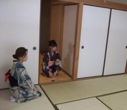たしなみ教室